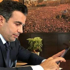 صقر: استقالة الحريري هدفها تجنيب لبنان ضربة اسرائيلية
