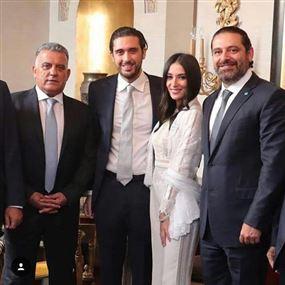 اللواء عباس إبراهيم يحتفل بعقد قران نجله (فيديو وصور)
