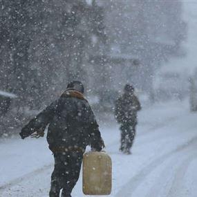 ارشادات هامة لمواكبة العواصف المرتقبة التي سيتعرض لها لبنان
