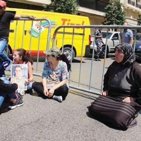 والد أمير داعش نقل امهات العسكريين بتكليف من رئيس بلدية عرسال