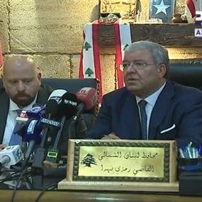 نهاد المشنوق يكشف عن خرق انتخابي