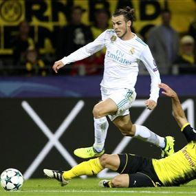 نجم هجوم ريال مدريد لن يبدأ لقاء الكلاسيكو!