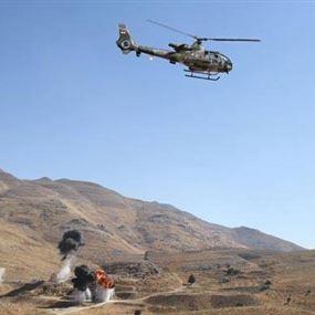 لا احد يعطي دروساً لجيش سطر ملاحم في معارك ضد الارهاب