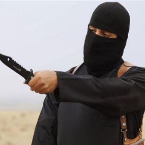 بالفيديو: ذبّاح داعش..  السفاح مكشوف الوجه لأوّل مرّة