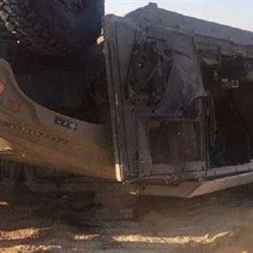 إصابة 4 جنود إسرائيليين قرب الحدود اللبنانية