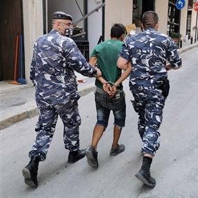 استغلوا الاضرار التي خلفها انفجار بيروت للسرقة!