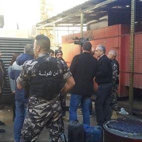 أمن الدولة يوقف امبراطور المولدات في لبنان