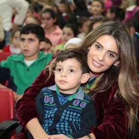جمعيّة أجيال للتنمية تستهلّ نشاطاتها الميلاديّة بمسرحيّة