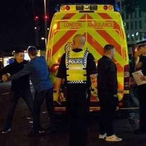 إصابة خمسة أشخاص في لندن في هجوم بالأسيد